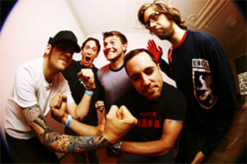 "A Wilhelm Scream: ""Like Fall Out Boy after their grapes drop."""