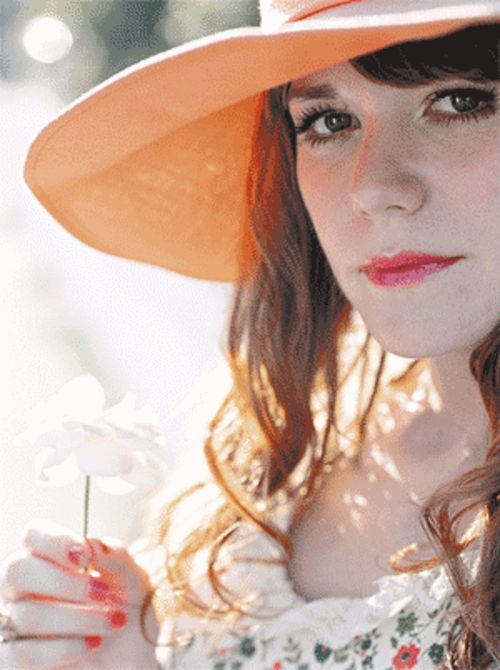 Jenny Lewis is in a bit of a quandary.