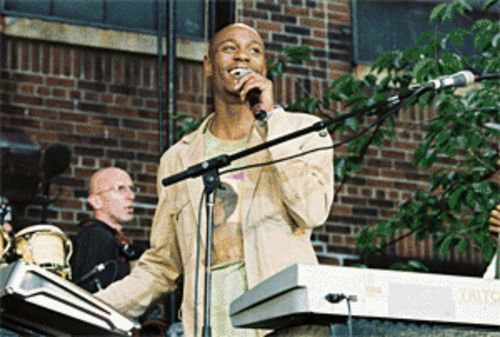 Comedy central: Dave Chappelle, before he went MIA, hosts Dave Chappelle's Block Party.