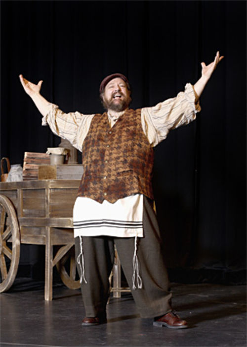 Jimmy Ferrano in Fiddler on the Roof