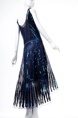 "A dress designed by Gabrielle ""Coco"" Chanel"