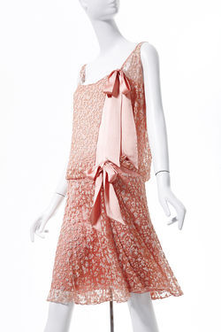 Another dress designed by Coco Chanel
