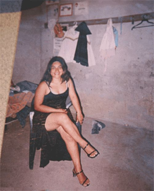 Murder victim Margarita Parada, back in her hometown in Mexico.