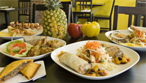 Stir it up: The Breadfruit brings fresh new flavors to the downtown dining scene.