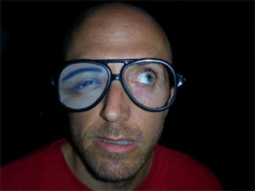 Experience the weird and wired world of Lee Burridge on Saturday at AREA Phoenix.