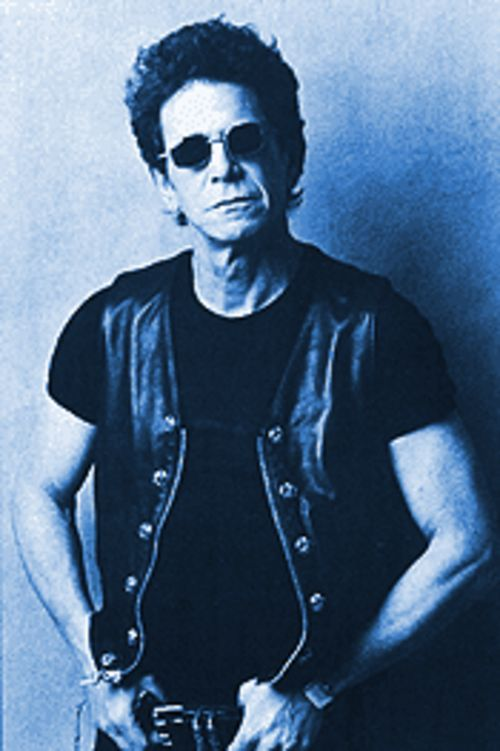 New sensations: Lou Reed, growing old gracefully.