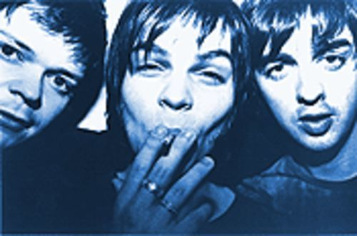 Supergrass, still pumping on your stereo.