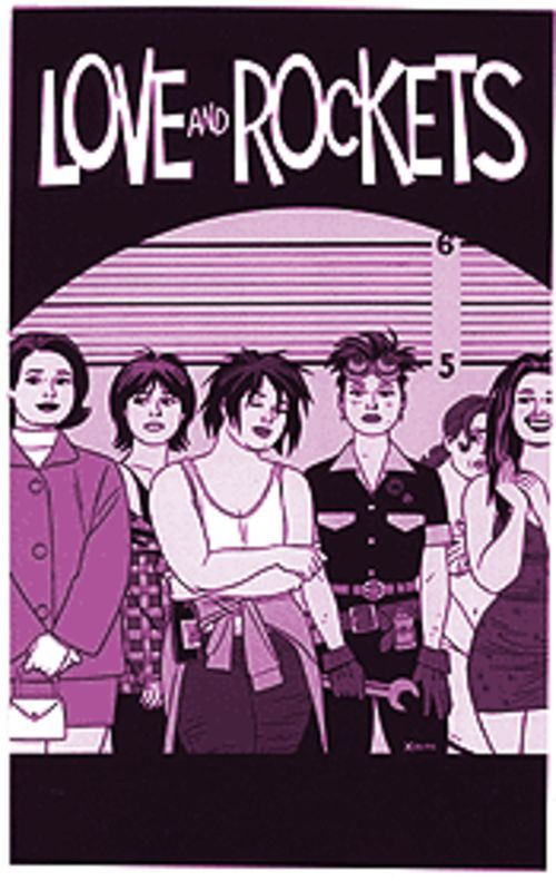 Eighteen years after its debut, and four years after its demise, Love and Rockets returns this month.