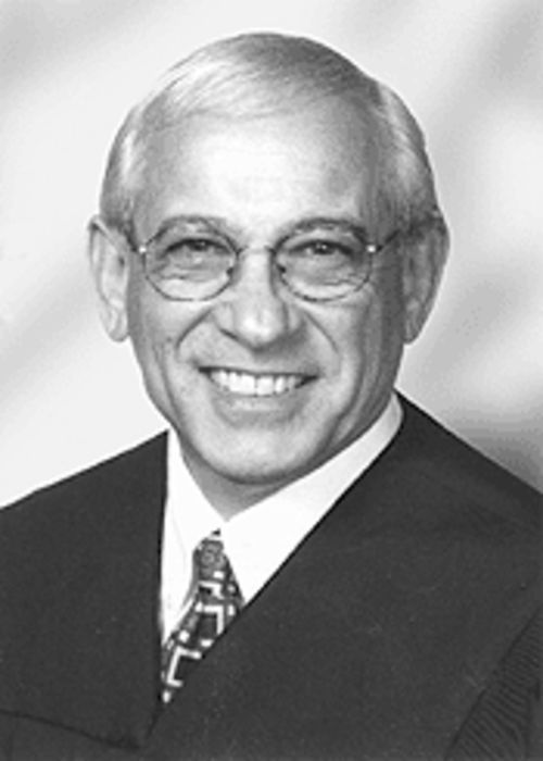 During his tenure as Maricopa County's  presiding Superior Court judge, Robert Myers was often at odds with the Justices of the Peace he oversaw.