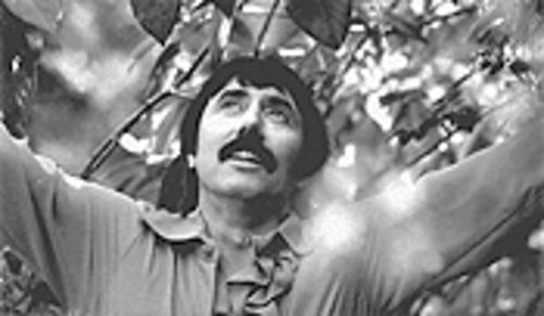 Cult icon Lee Hazlewood: Somewhere between  obscure and infamous.