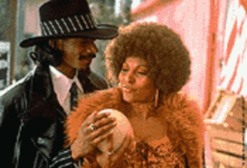 Pimp and preen: In Bones' '70s flashback scenes, Snoop Dogg and Pam Grier just look like they're playing dress-up.