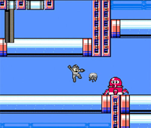 Back from the future: Mega Man 9 is a much-welcomed blast from the past.