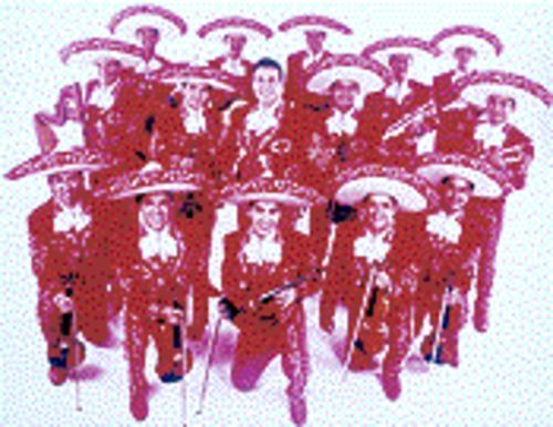 "Mariachi Sol de Mexico does a mean cover of Charlie Daniels' ""The Devil Went Down to Georgia."""