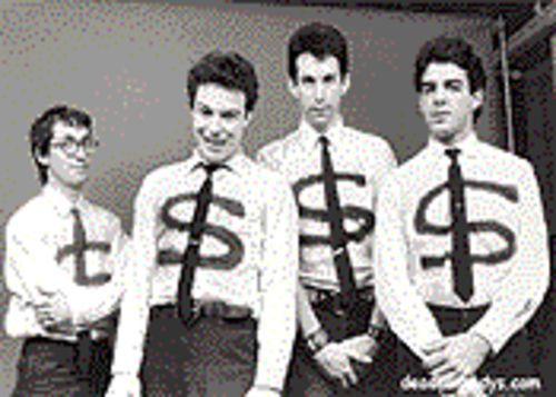 Dead Kennedys: The original lineup, at their early-'80s, revolutionary peak.