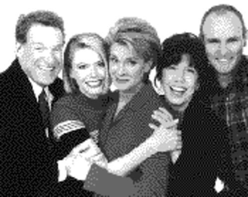If CBS had its way in 1988, Heather Locklear, not Candice Bergen, would have been Murphy Brown.