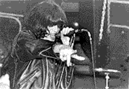 Joey Ramone: The former Jeffrey Hyman faced down his illness with humor and optimism.