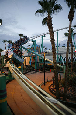 Desert Storm at Castles-n-Coasters