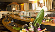Sushi Roku at W Scottsdale Hotel Is Scene Over Cuisine
