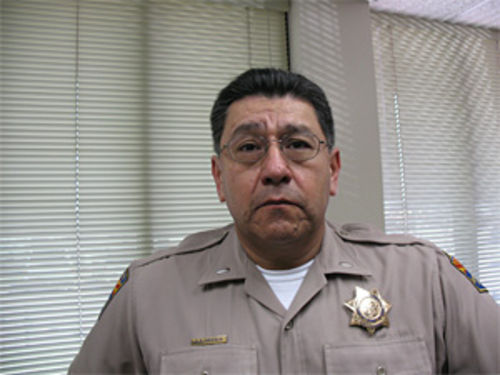 Lieutenant Ramon Figueroa of the Arizona Department of Safety.