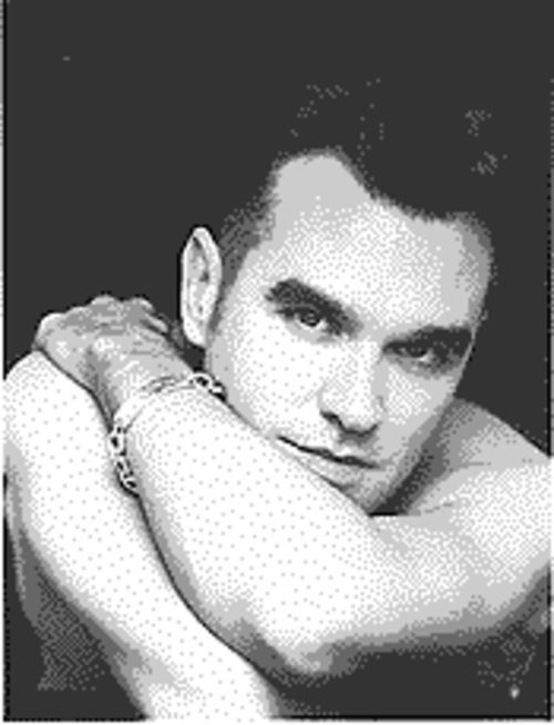 Mozzer, may I: Check out Morrissey at Celebrity Theatre this week.