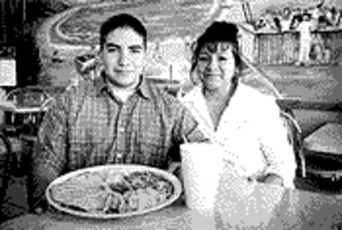 Don Marco's Lupe Ramirez and son Joe Jr. do wonders on the west side.