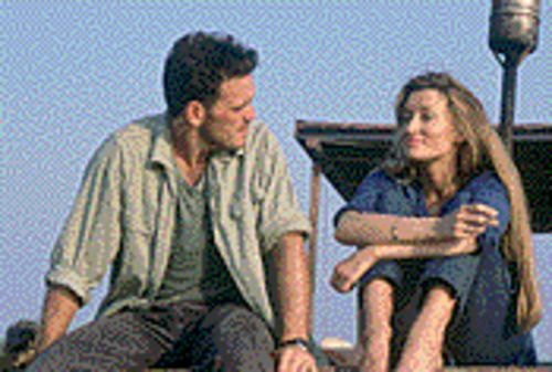 Indochina syndrome: Matt Dillon and Natascha McElhone explore the wonders of Cambodia in City of Ghosts.