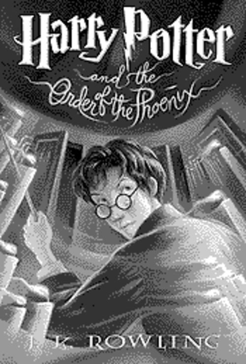 Back to Hogwarts: J.K. Rowling's 5th book is released.