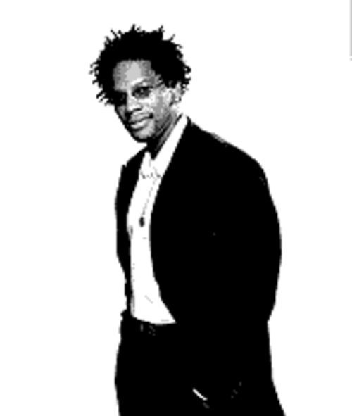D.L. Hughley performs at the Tempe Improv.