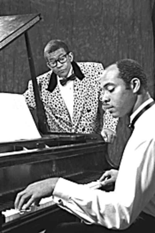 Masters of music: Sweet Thunder tells the story of Duke Ellington and Billy Strayhorn.