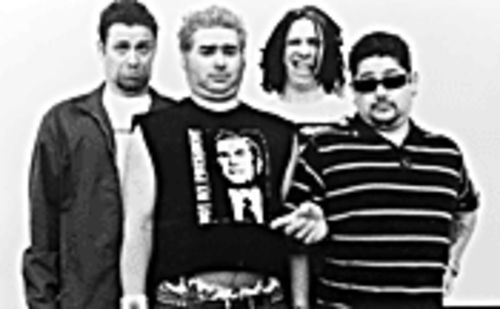 Born against: NOFX runs on an anti-Dubya platform with the Punk Voter Tour.