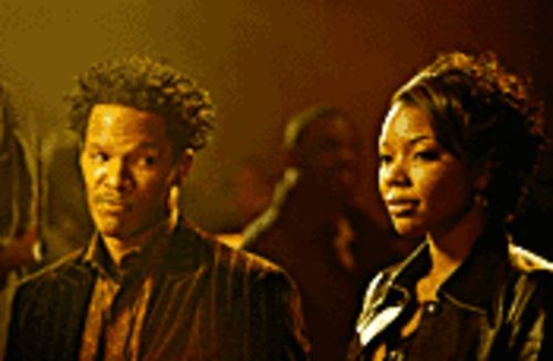 Rules of attraction: Jamie Foxx and Gabrielle Union star in Breakin' All the Rules.
