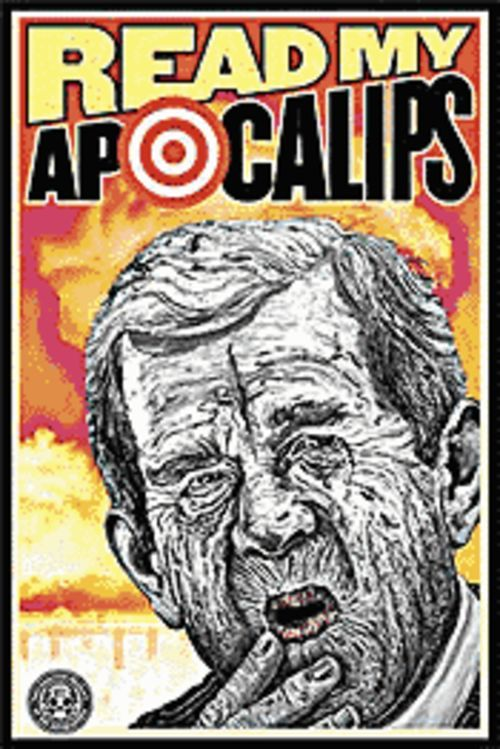 Read My Apocalips by Robbie Conal