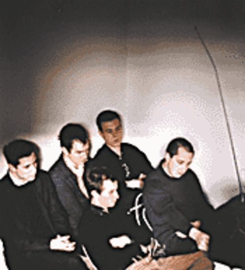 Way-back machine: The Walkmen have been friends since childhood.