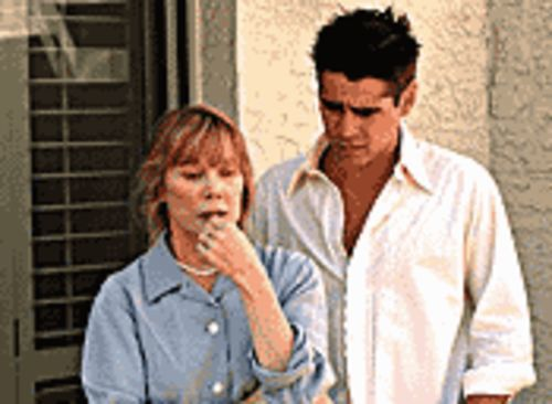 Sissy Spacek and Colin Farrell discuss love and loss in A Home at the End of the World.