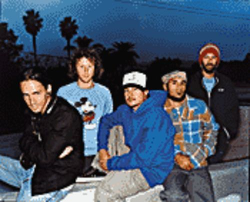 Get into the groove: Incubus perfects its hybrid sound.