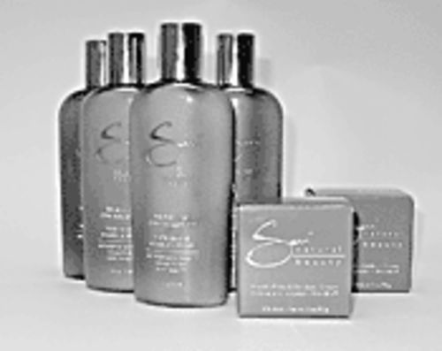 The Sari Collection of skin-care products, named after Sari Deihl.