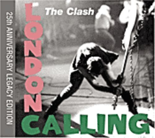 A punk classic, remastered: The Clash's London Calling.