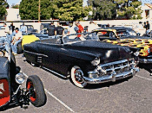 Marc's Sports Grill and Nightlife hosts the Bad Guys IV Car Show and Kustom Kulture Extravaganza.