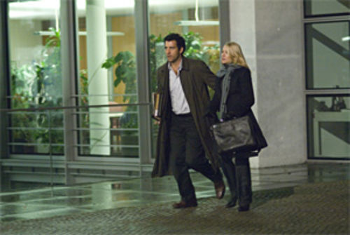Run Clive Run: Owen and Naomi Watts, in perpetual motion in Tom Tykwer's The International.