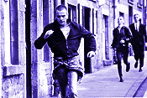 Trainspotting: Yours for a price.