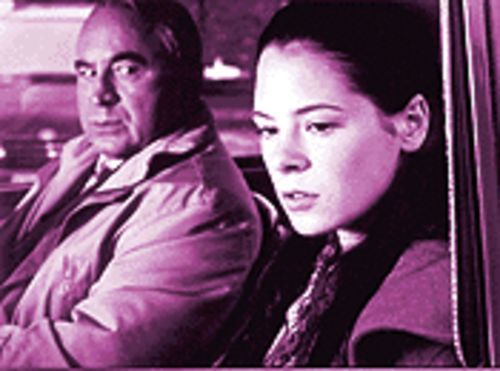 Mixed company: Bob Hoskins and Elaine Cassidy in Felicia's Journey.