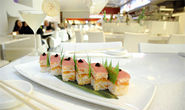 Pure Sushi Bar Keeps It Fresh With Overstuffed Maki and Box Sushi