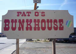 Underwear Night at Pat O\'s Bunkhouse Saloon