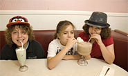 5 & Diner, MacAlpine's, and Udder Delights: A Pregnant Quest for the Valley's Tastiest Milkshakes
