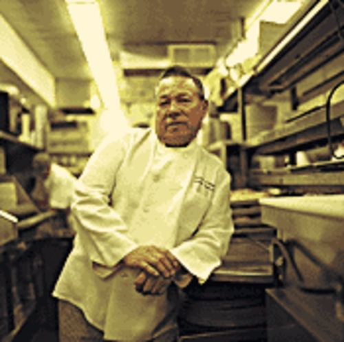"""Durant's is like church for some people,"" according to Ernie Canez, who's been the restaurant's head cook for nearly half a century."