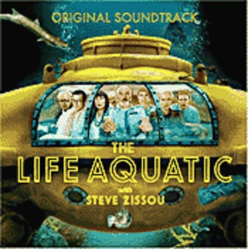 Onward and upward with the soundtrack of Wes Anderson's The Life Aquatic.