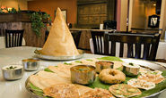 Woodlands Vegetarian and Café Krishna Pack Chandler With Ethnic Vegetarian Specialties