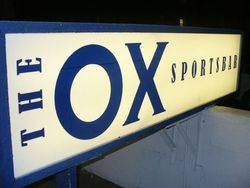 The Ox Sports Bar