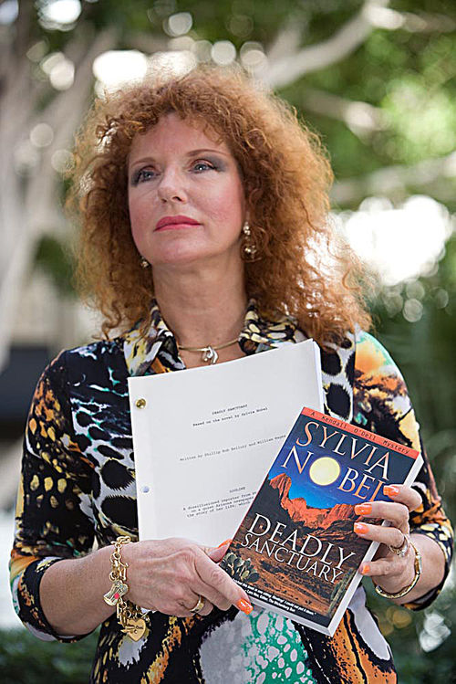 "Sylvia Nobel's dreams of filming her novel Deadly Sanctuary were dashed by her lawyer's ""investment"" in a Scottsdale nightclub."
