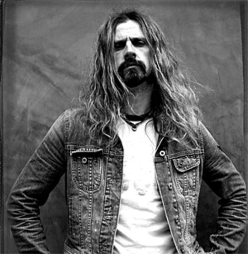 Monster mash: Rob Zombie's got a cult following for music and movies.